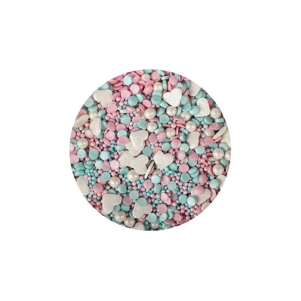 Unicorn Mix Edible Sprinkles for Cake Decoration