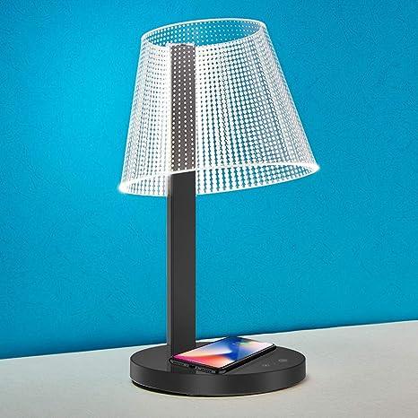 Amazon.com: ENKLOV Lámpara de Mesa LED Cuidado de Ojos ...
