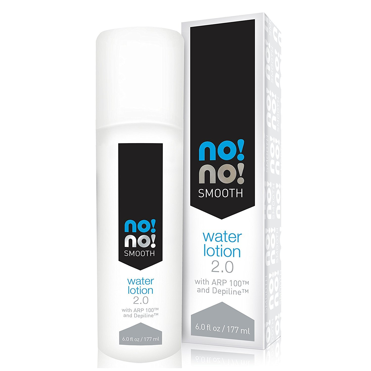 no!no! Smooth 2.0 Hair Regrowth-Prohibiting Water Lotion … ICTV Brands Inc. NNT-S6WL
