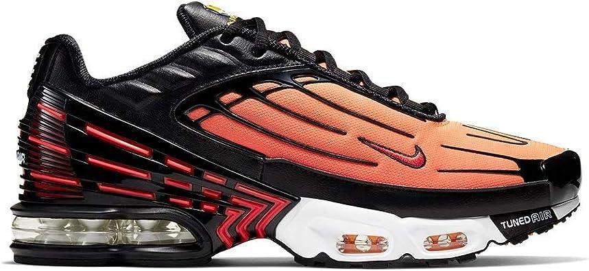 Nike Air Max Plus III (Orange/Schwarz): Amazon.es: Zapatos y complementos