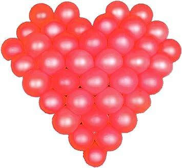 "Qualatex 100 x 5/"" Pearl Finish Small Round Latex Balloons Choose Colour"
