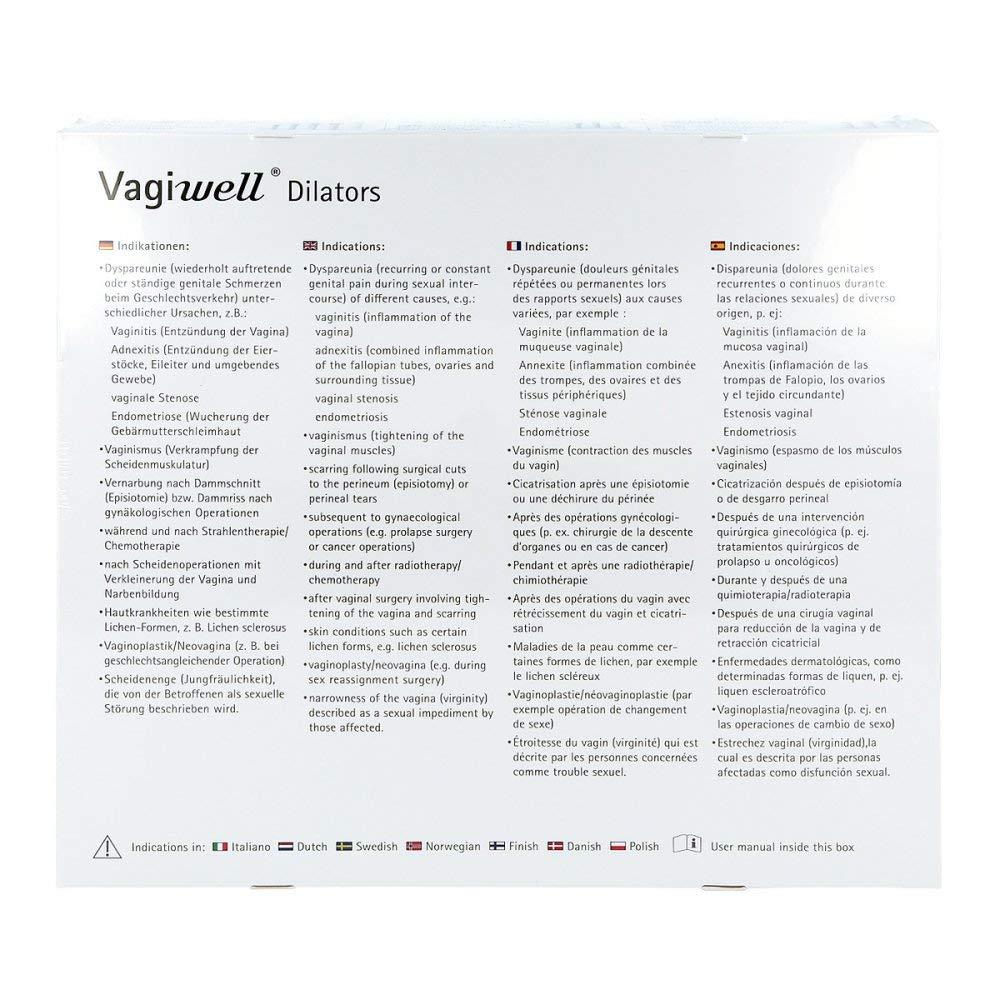 Vagiwell Hombres 1 Unidad 200 g: Amazon.es: Belleza