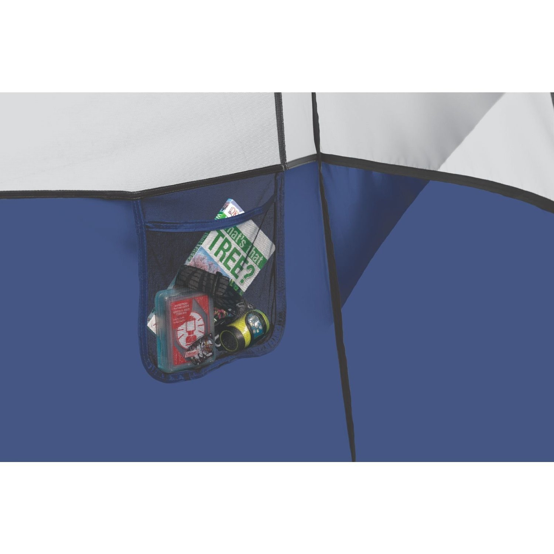 Coleman 6-Person Instant Tent Blue by Coleman (Image #2)