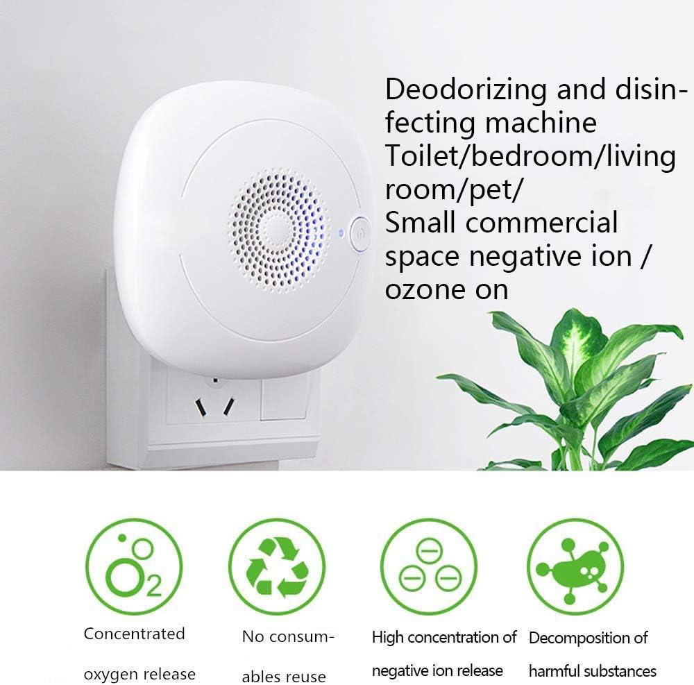 GXHGRASS Máquina del ozono, máquina de la desinfección del ...