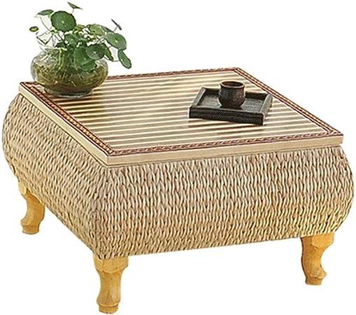 Muebles y Accesorios de jardín Mesas Mesa de Centro Sala de Estar Mesa de bambú Sala