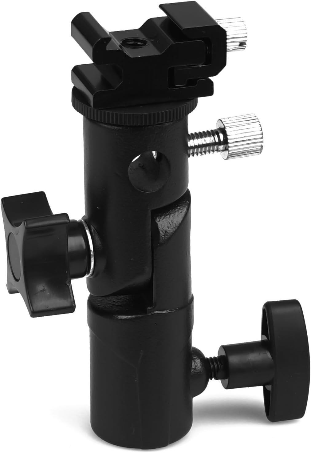 Blitzneiger 1 4 Zoll Blitzschuh Schirmhalter Kamera