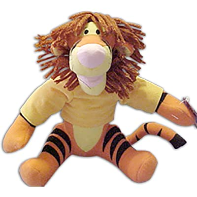 Winnie the Pooh's Tigger Tiger in Disguise As a Lion Ready to Roar!: Toys & Games