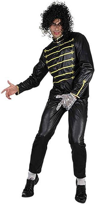 Islander Fashions para Hombre Billy Black Micheal Jackson Disfraz ...