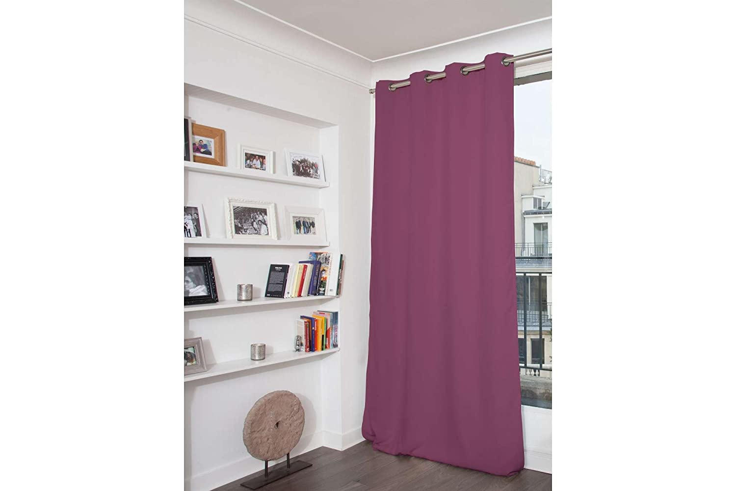 Soundproof Curtain, 3-in-1 Sound-Blackout-Thermal Insulation by Moondream