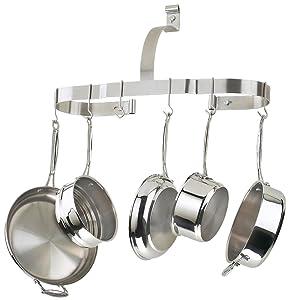 Cuisinart CROW-25B Oval Cookware Rack