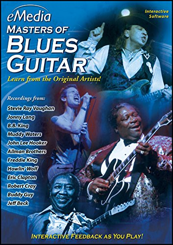 eMedia Masters of Blues Guitar [Mac Download]
