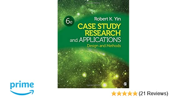 Pdf] case study research: design and methods (applied social researc….