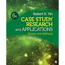 CASE STUDY RESEARCH AND APPLIC ATIONS