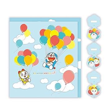 amazon co jp hallmark ホールマーク ドラえもん 二つ折り色紙