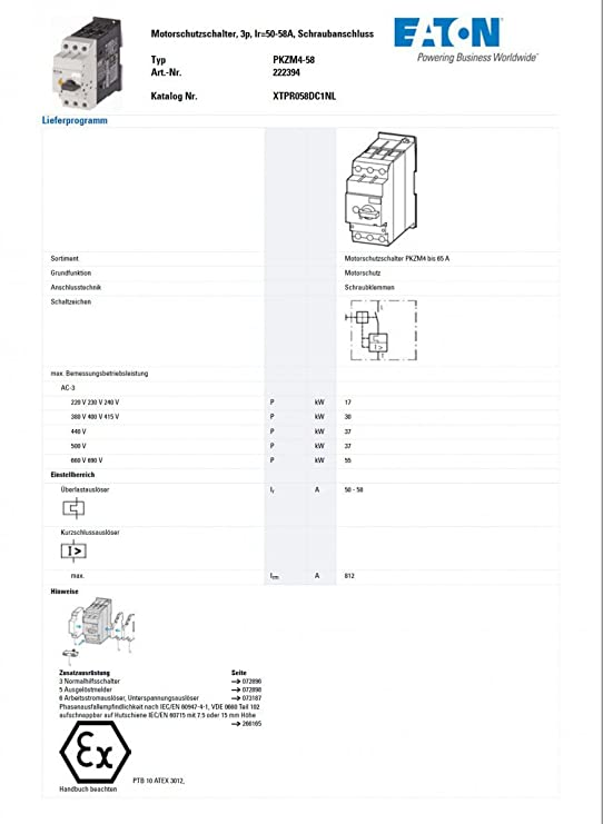 Eaton powerxl - Dimmer Switch Frequency DC1 - 345d8fb-a20 N: Amazon ...