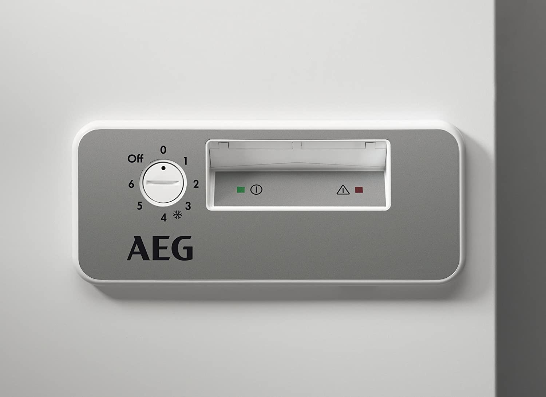AEG AHB93331LW Independiente Baúl 327L A+++ Blanco - Congelador ...