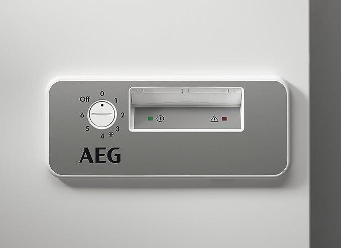 AEG AHB92231LW Independiente Baúl 223L A+++ Blanco - Congelador ...
