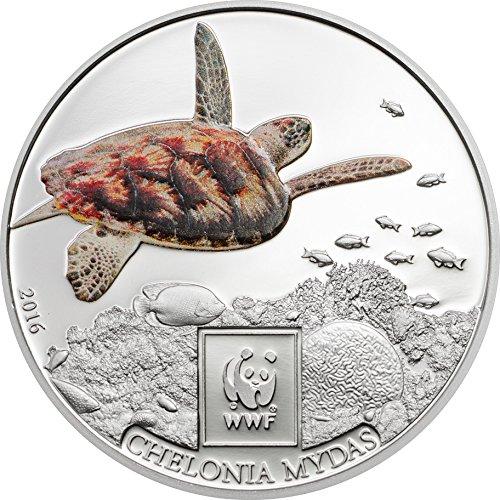 2016-tz-wwf-green-sea-turtle-world-wildlife-fund-coin-100-shillings-tanzania-2016-proof