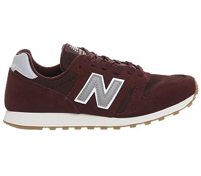 New Balance ML373 Chaussures Bordeaux