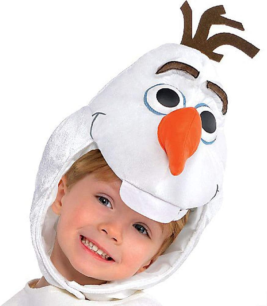 Disney Frozen Olaf Deluxe Toddler Child Costume Halloween Officially License NEW