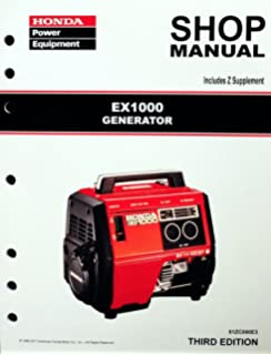 Honda eu 30is metal hdpe multicolor inverter generator amazon honda ex1000 generator service repair shop manual fandeluxe Images