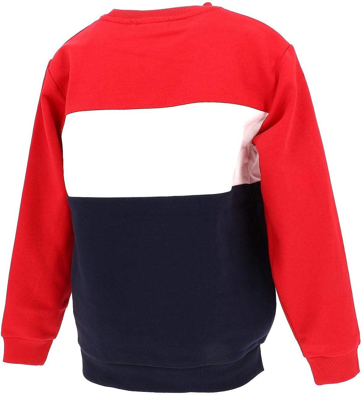 Fila Felpa 687194 Bambino Rosso