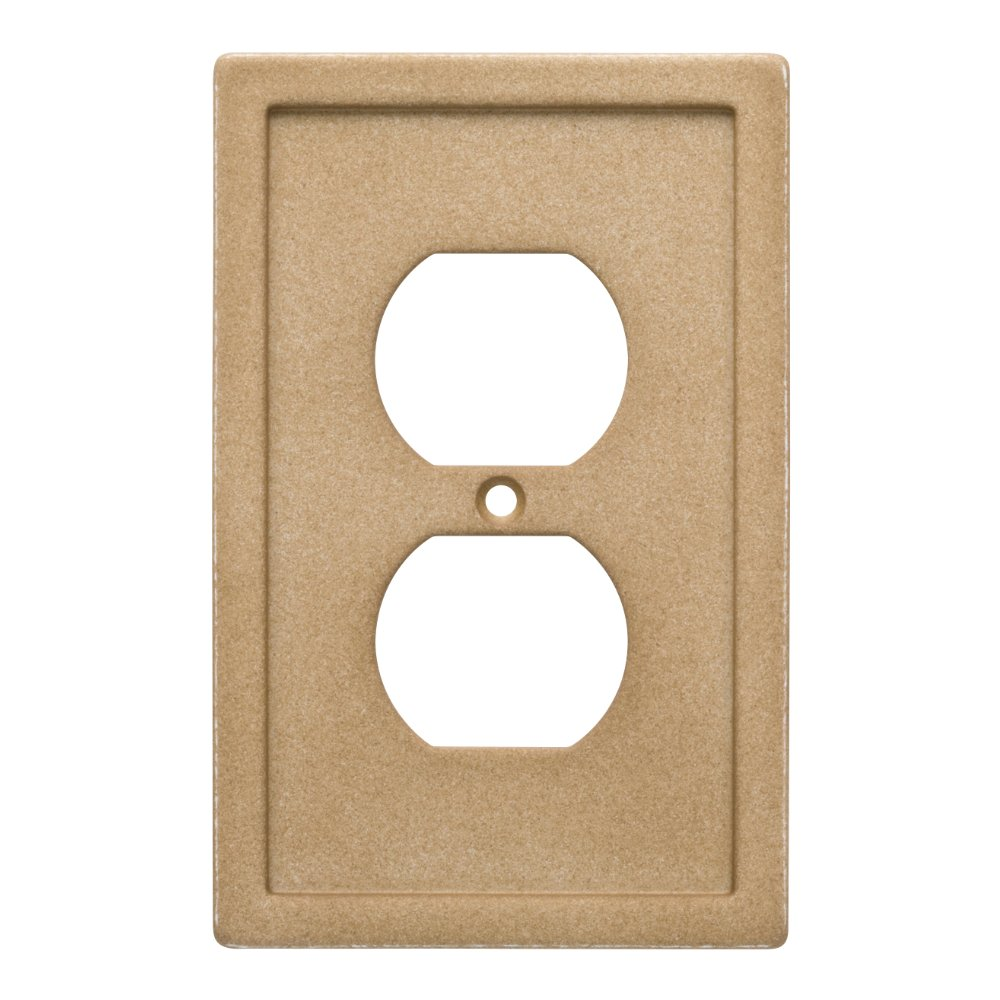 Franklin Brass W30352-365-C Faux Stone Wall Plate/Switch Plate/Cover ...