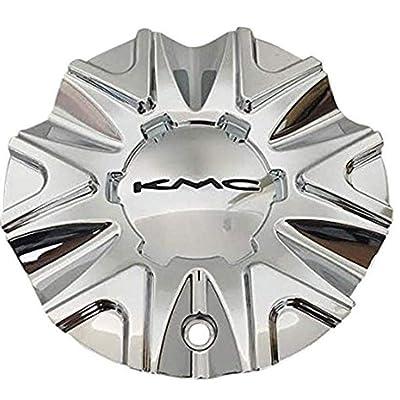 KMC Wheels 497L178 S807-10-23 Chrome Wheel Center Cap: Automotive