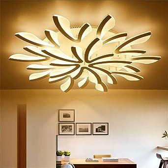 LED Modern Dimmbar Schlafzimmer Deckenleuchte Creative ...