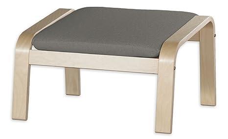 Dekoria poaeng sgabello cuscino sedia husse adatto al modello ikea