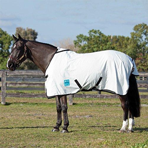 Kool Coat Lite Standard Neck Sheet - Size:78 Color:White/Black