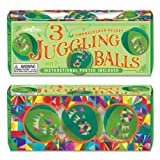 eeBoo Juggling Ball Green by eeBoo