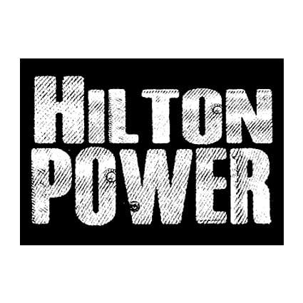 Amazon com: Idakoos - Hilton Power Cloth Font - Last Names
