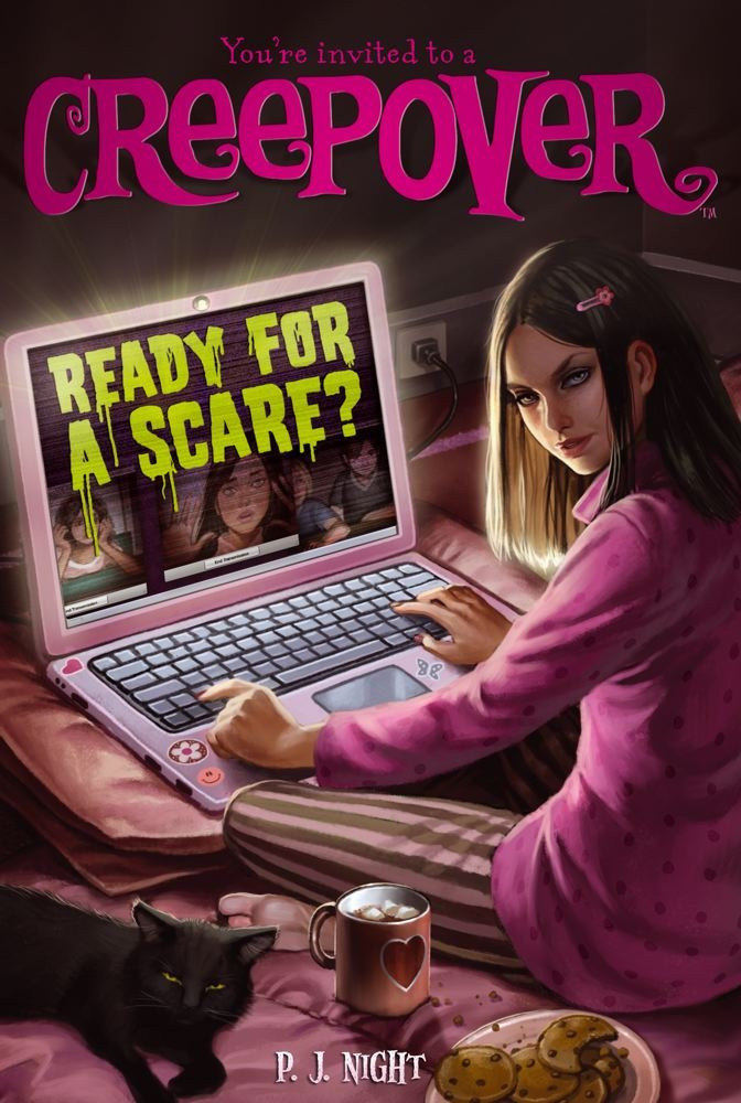 Ready for a Scare? (You're invited to a Creepover) pdf epub