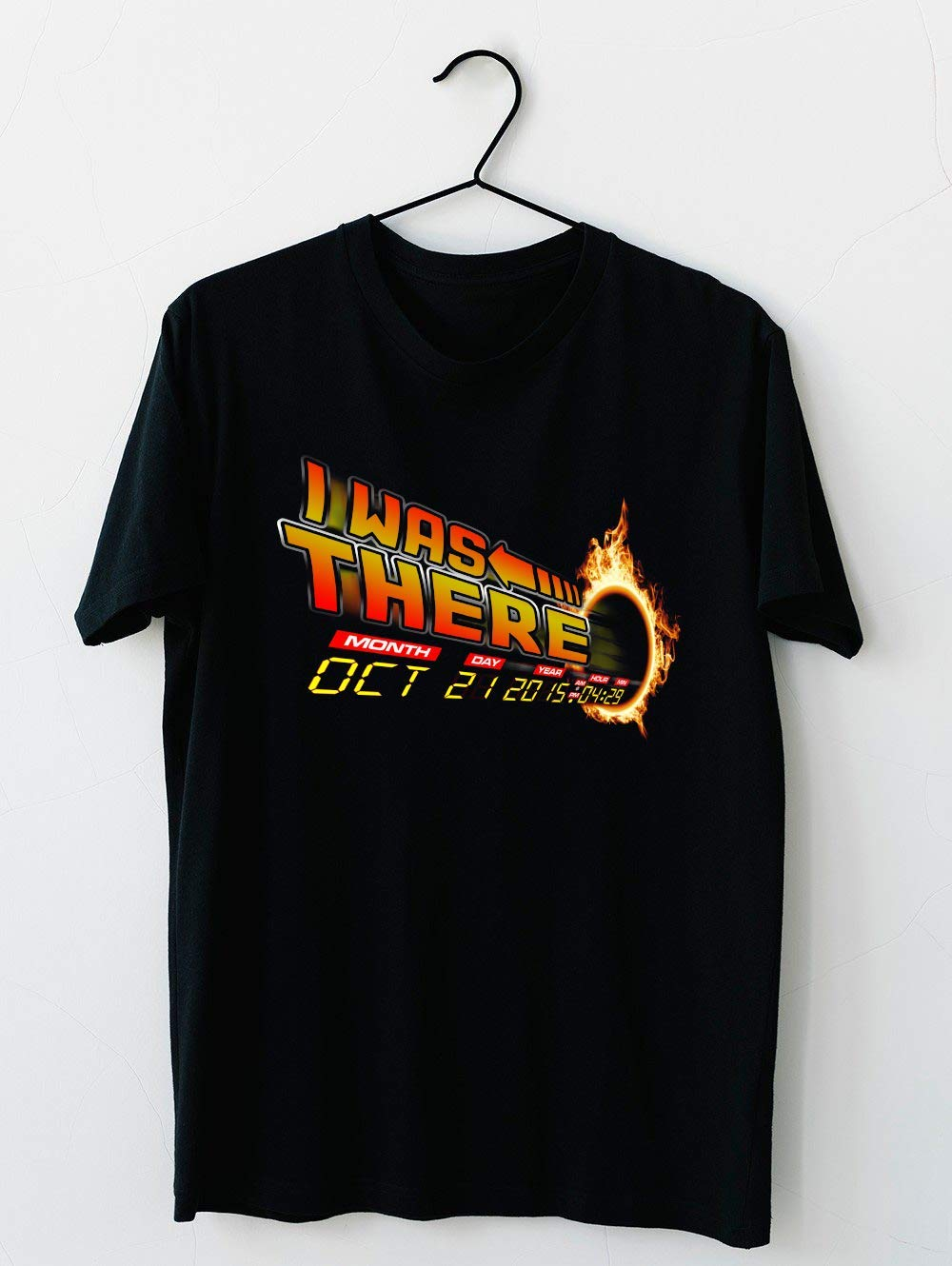 Back To The Future Day Variant 82 T Shirt For Unisex