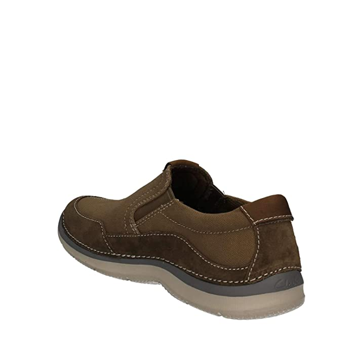 Clarks 114173 Mocassino Uomo: Amazon.it: Scarpe e borse
