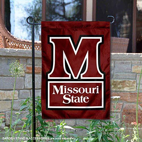 Missouri State University Garden Flag and Yard Banner