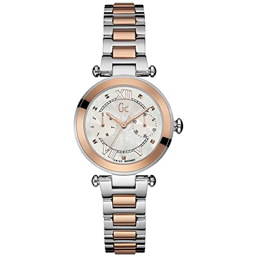 Guess - Gc by Reloj Mujer Sport Chic Collection Lady Chic y06002l1: Amazon.es: Relojes
