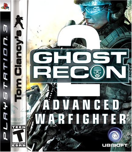 Tom Clancy's Ghost Recon Advanced Warfighter 2 - Playstation - Stores Outlet In Paso El
