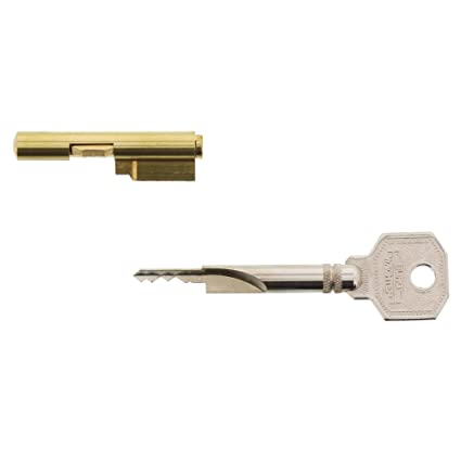 Burg-Wächter Keys for Mortice Locks E 6/2 SB Door Security Qty: 1 ...