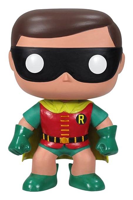 6 opinioni per Funko Pop Heroes Batman 1966 Tv Series Robin Figura In Vinile