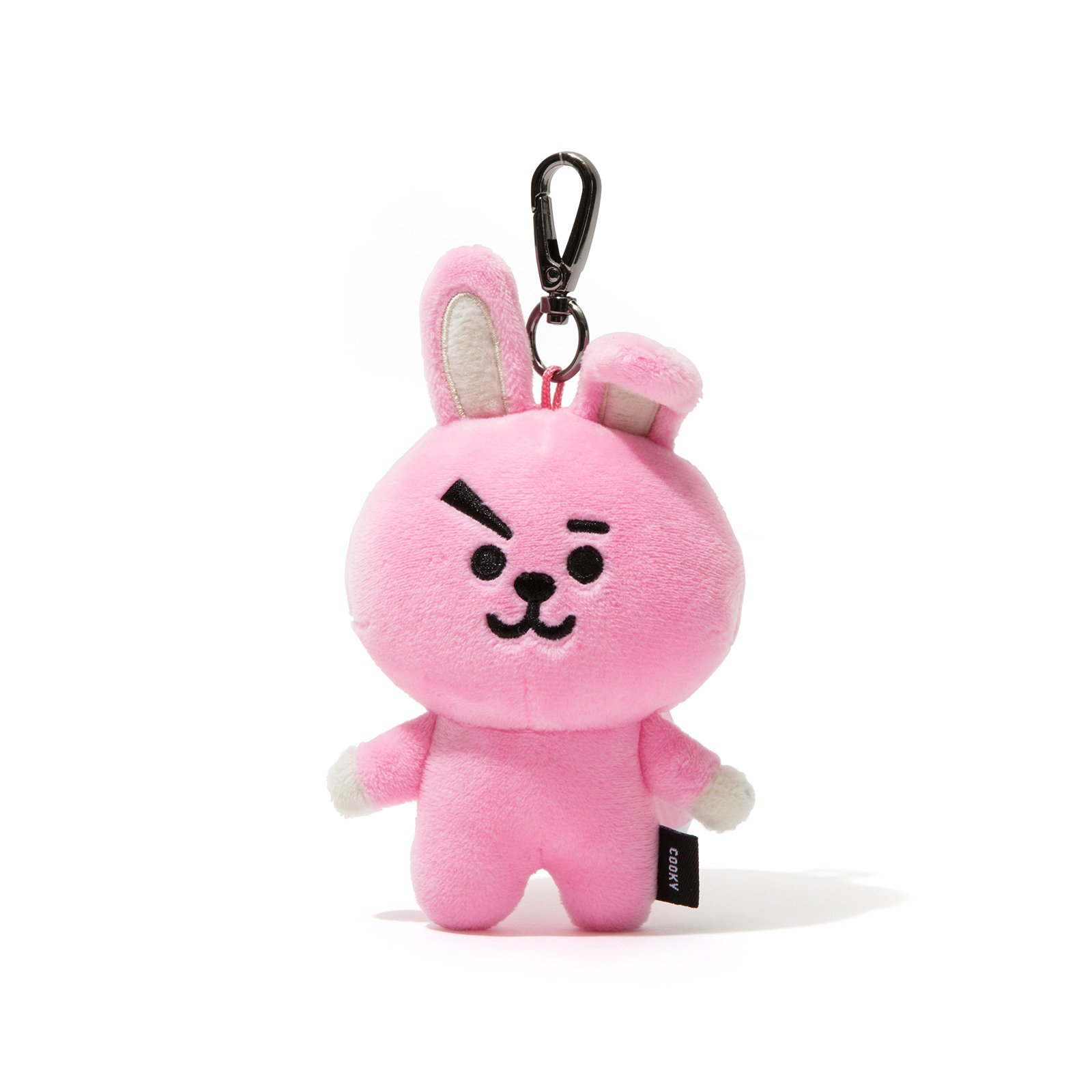 BT21 Cooky Pluch Keyring One Size Pink
