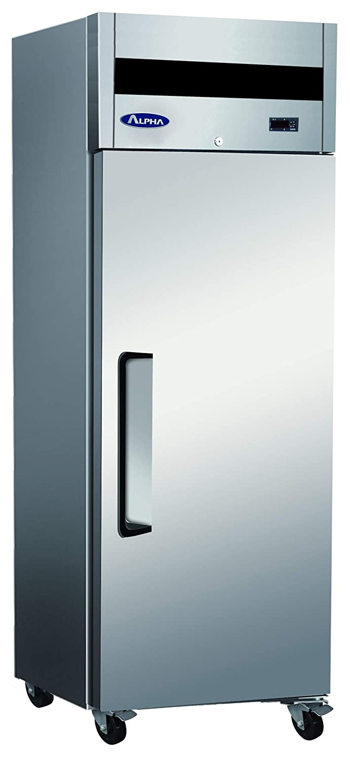 Alpha AT28F Rach-in, Commercial Solid Door Freezer