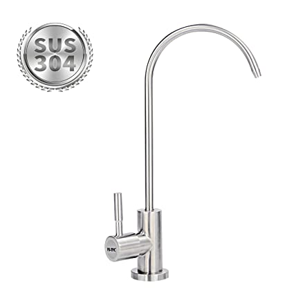 FS-TFC Reverse Osmosis Faucet For Drinking Water System, Brushed 304 ...