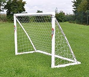 POWERSHOT® Fußballtor 1,8 x 1,2 m [WETTERFEST] mit Klicksystem ohne...