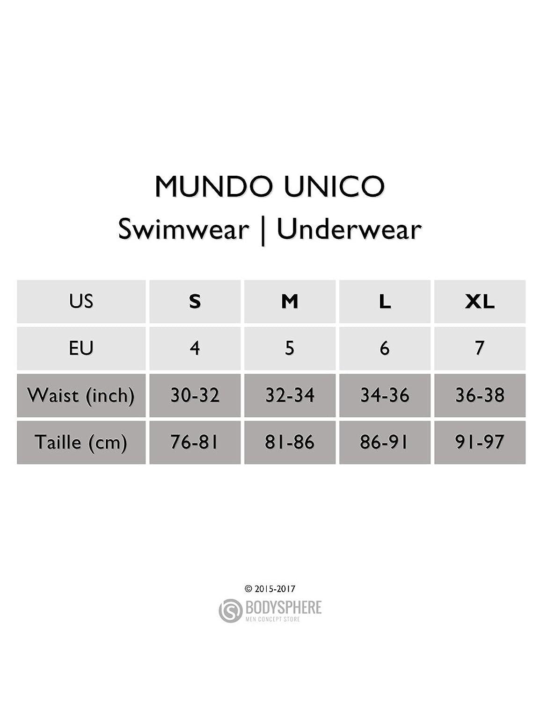 Mundo Unico Men Colombian Short Boxers Briefs Calzoncillos Cortos Para Hombres BYN at Amazon Mens Clothing store: