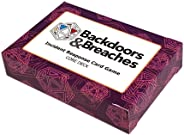 Backdoors & Breaches, an Incident Response Card Game