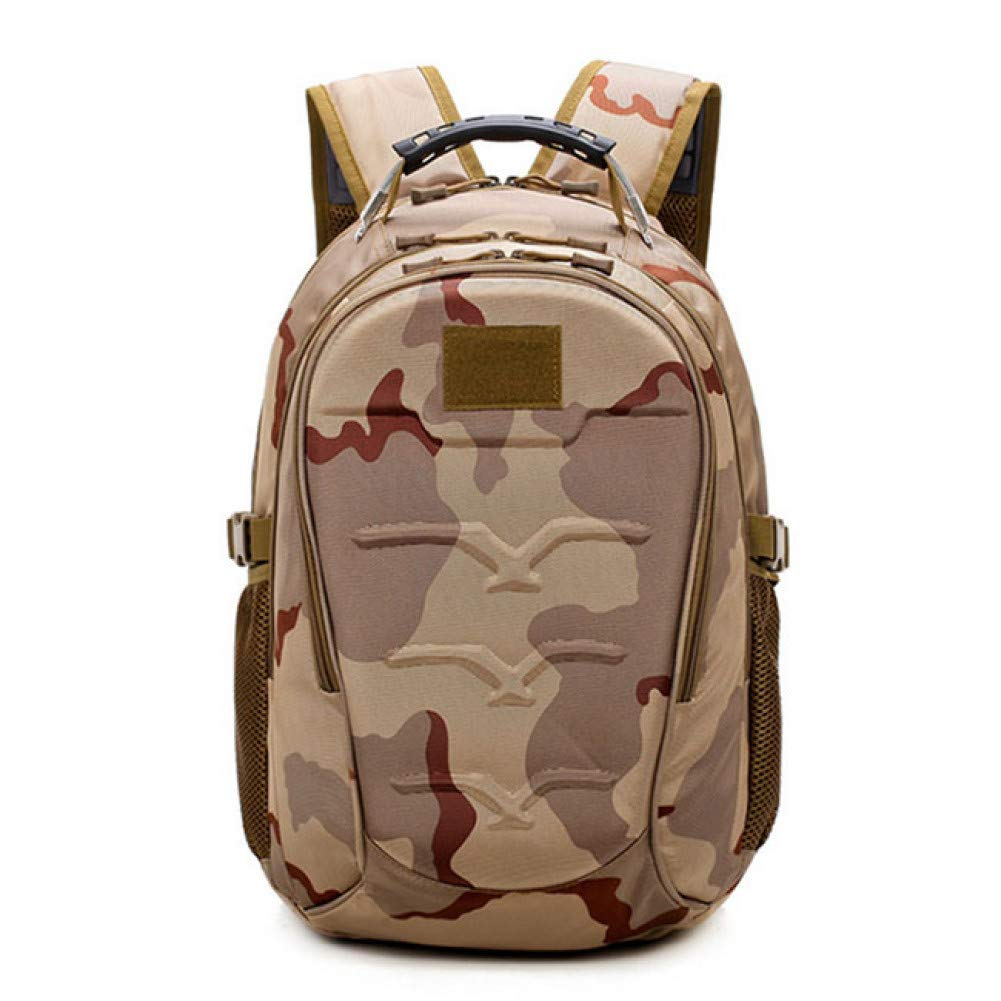 A2  YUANYU Sac de Sport imperméable Militaire de Sac à Dos Militaire des Hommes pour Le Sac à Dos de randonnée en Plein air Sac de Camping