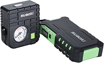 Suaoki G7 18000mAh Portable Car Jump Starter