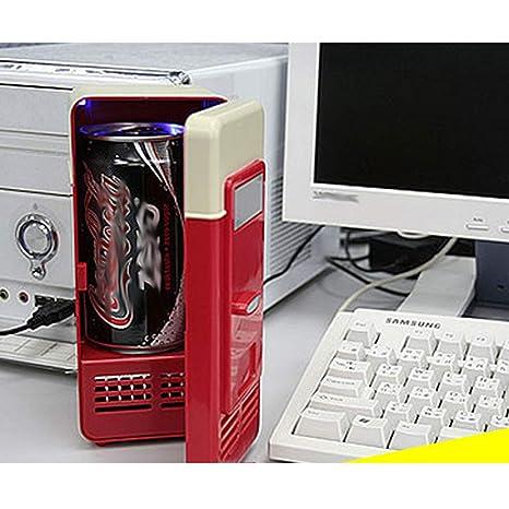 ANAN Mini refrigerador del Coche USB aparatos fríos y Calientes ...